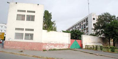 Le centre de détention secrète  et de torture Derb Moulay Cherif