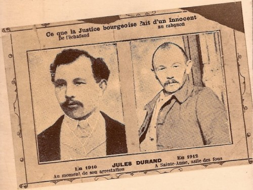 Carte postale envoyée massivement au président de la République. 1912